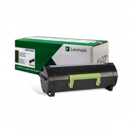 Toner Lexmark 56FB000 56F4000 56FB | MS521 MX521 MS621 MX522 MS622 MX622 MS321 MX321 | Original 6k