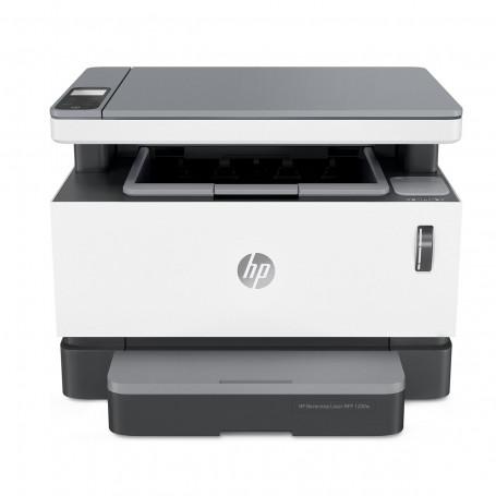 Impressora HP Neverstop 1200W 4RY26A Multifuncional com Conexão Wireless