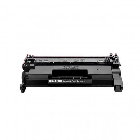 Toner Compatível com HP CF258X 58X | M428FDW M404DW M428DW M404N | SEM CHIP | Importado 10k