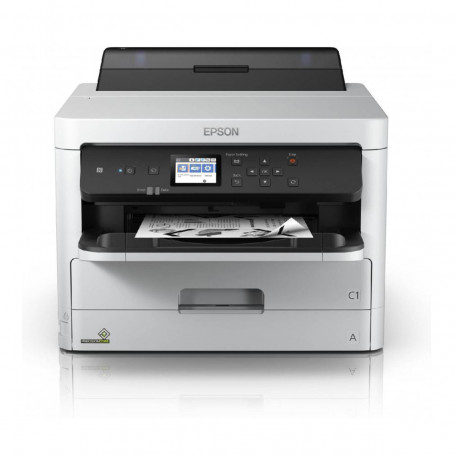 Impressora Epson WorkForce Pro WF-M5299 | Multifuncional com Bolsa de Tinta Monocromática Wireless