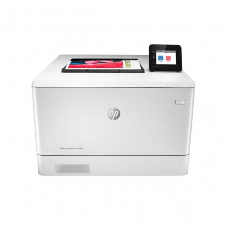 Impressora HP LaserJet Pro M454DW W1Y45A Laser Color com Wireless e Duplex