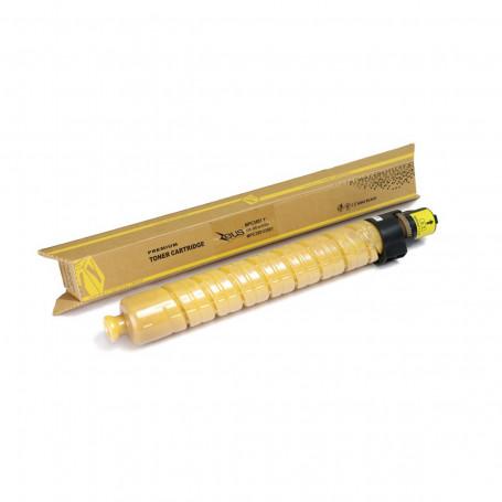 Toner Compatível com Ricoh Amarelo MP C3001   C3300 C3501 C2800   Importado 15k