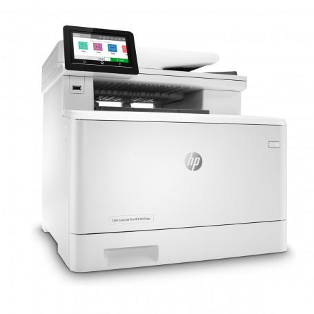 Impressora HP LaserJet M479DW W1A77A | Multifuncional com Wireless