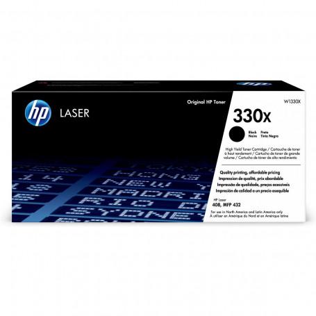 Toner HP W1330X 330X Preto | M432FDN M432 M408DN M408 | Original 15k