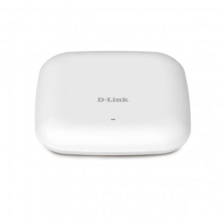 Access Point D-LINK DAP-2610 AC1300 400Mbps Wireless Dual Band Gigabit   Montável em Teto