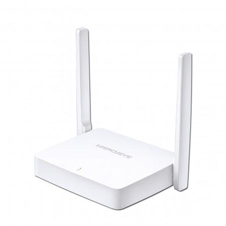 Roteador Wireless com 2 Antenas Mercusys MW301R 300MBPS