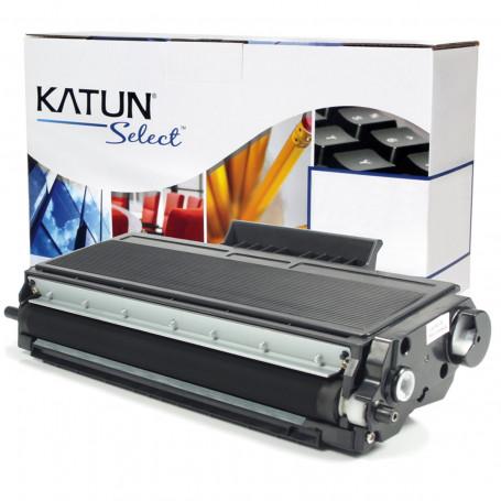 Toner Compatível com Brother TN580   DCP8060 HL5240 MFC8460N MFC8860DN   Katun Select 8k