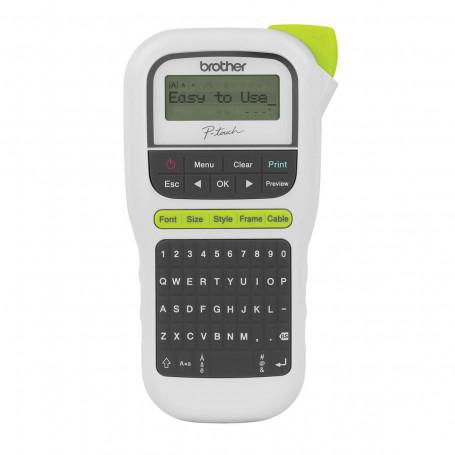 Rotulador Brother Eletrônico Portátil PT-H110