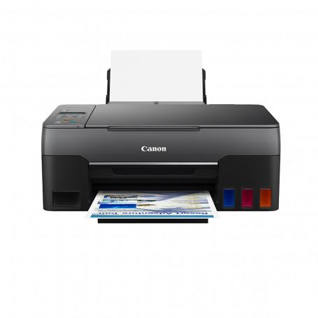Impressora Canon Mega Tank G3160 | Colorida Tanque de Tinta com Conexão USB e Wireless