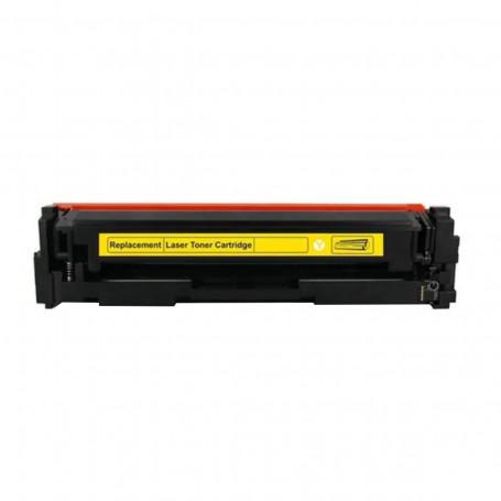Toner Compatível com HP W2022X 414X Amarelo   M454DW M454DN M479FDW M479DW M479FDN   SEM CHIP   6k
