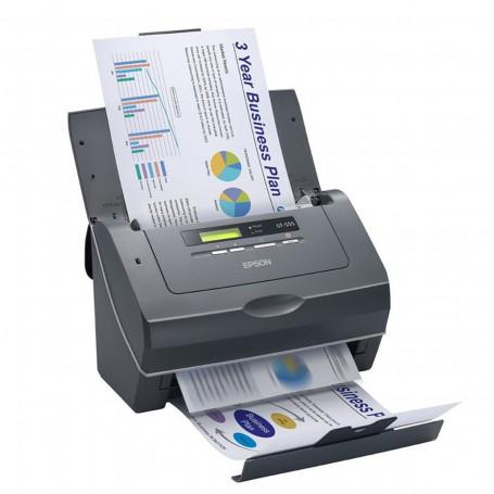 Scanner Epson WorkForce GT-S55 GTS55 | Conexão USB Até Tamanho A4 ADF para 75 Folhas | COM DEFEITO
