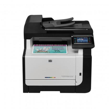 Impressora HP LaseJet Pro CM1415FN Multifuncional Colorida com Conexão USB | COM DEFEITO